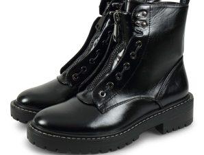 Biker Boots Onlbold 15211874 της εταιρίας Only Μπορντώ