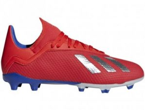 Football shoes adidas X 18.3 FG Jr BB9371