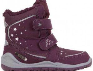Kappa Cui Tex Jr 260823K 2615 μπότες PURPLE