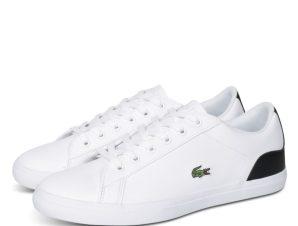 Lacoste Lerond 40CUJ0013147 Λευκό