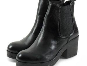 Lumberjack Corinne Beatles Leather LUSW51103002B010 Μαύρο
