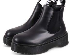 Monshoe Shoes 1.29.10.084.01 Μαύρο
