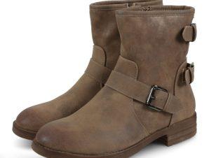 Monshoe Wmns Monshoe Shoes 109.29.14.234.02 Καφέ