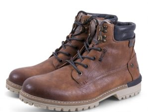 Mustang Boots 4129502 Ανθρακί