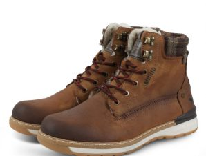 Mustang Men Lace-Up 4141602 Καφέ