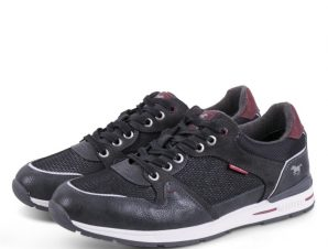 Mustang Men Lace up Shoes 4154307 Χακί
