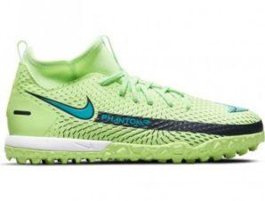 Nike Phantom GT Academy DF TF Jr CW6695 303 παπούτσι ποδοσφαίρου