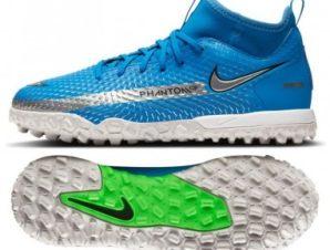 Nike Phantom GT Academy DF TF Jr CW6695 400 παπούτσι ποδοσφαίρου