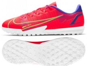 Nike Vapor 14 Academy TF Jr CV0822 600 παπούτσι ποδοσφαίρου