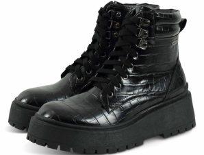 Pepe jeans Bobbing Croco ΡLS50399 Μαύρο