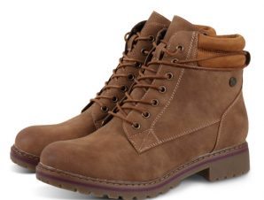 Refresh Ankle Boots 72617 Camel
