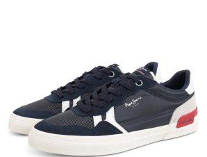 sneakers Pepe KENTON BRITT MAN ΡJΡΜS307070 Μαύρο
