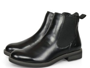 Tamaris Chelsea Boot 1-25312-27 Μαύρο