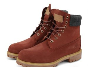 Timberland 6 In Double Collar Boot Smoked TB0A1UVXV171 Κεραμιδί