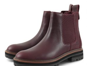 Timberland London Square Chelsea TB0A19UK0011 Μπορντώ