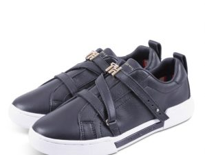 Tommy Hilfiger Branded TH Hardware FW0FW04300 Λευκό